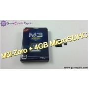 M3i-Zero and 4GB MicroSDHC Combo