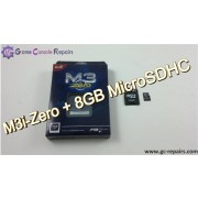 M3i-Zero and 8GB MicroSDHC Combo
