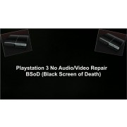 Playstation 3 (PHAT) No Audio/Video Repair