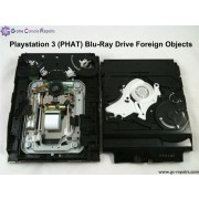 Playstation 3 (PHAT) Foreign Objects Removal