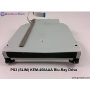 PS3 (SLIM) BLU-RAY Drive Repairs