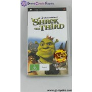 Shrek The Third Game For PSP