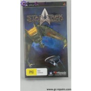 Star Trek Tactical Assault Game For PSP