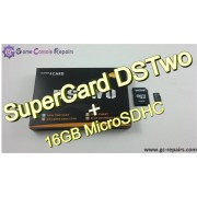 SuperCard DSTwo and 16GB MicroSDHC Combo