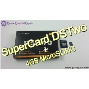SuperCard DSTwo and 4GB MicroSDHC Combo