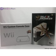 Wii Casing House (Black)