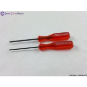 Tri wing screwdriver set