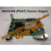 XBOX360 (PHAT) Jtag Upgrade Service