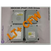 XBOX360 (PHAT) Drive Flashing Service - All Models 
