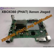 XBOX360 (PHAT) Jtag Modification Service