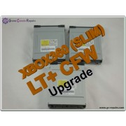 XBOX360 (SLIM) Drive Flashing UPGRADE Service - All Models  - iXtreme LT+
