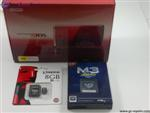 Nintendo 3DS Console with M3i-Zero Card & 8GB MicroSDHC + All Basic Accessories