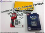 Nintendo DSi XL Console with M3i-Zero Card & 8GB MicroSDHC + All Basic Accessories