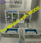 Premoded - Nintendo Wii with WODE Installed, USB Hard Drive