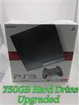 Sony PS3 Console Package - 750GB Hard Drive Upgraded