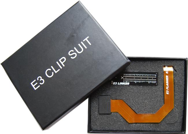 E3 Clip Suite - NOR Clip & E3 Linker