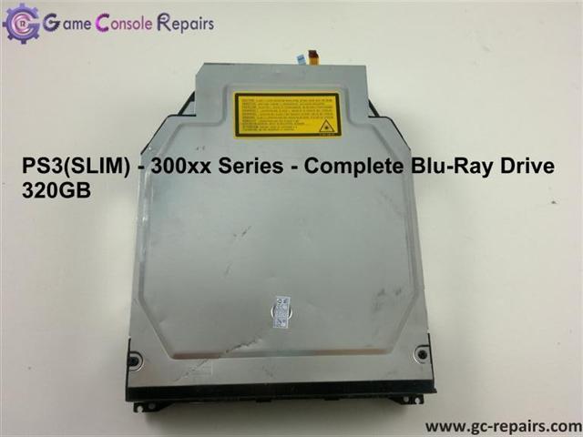 ps3 slim 320GB Blu Ray Drive