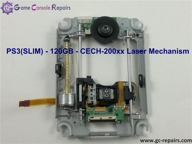 ps3 slim 120GB 160GB 250GB model Laser Mechanism