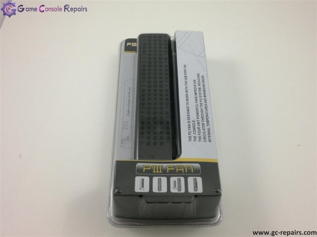 PS3 External USB Cooling Fan for (Slim & Phat)