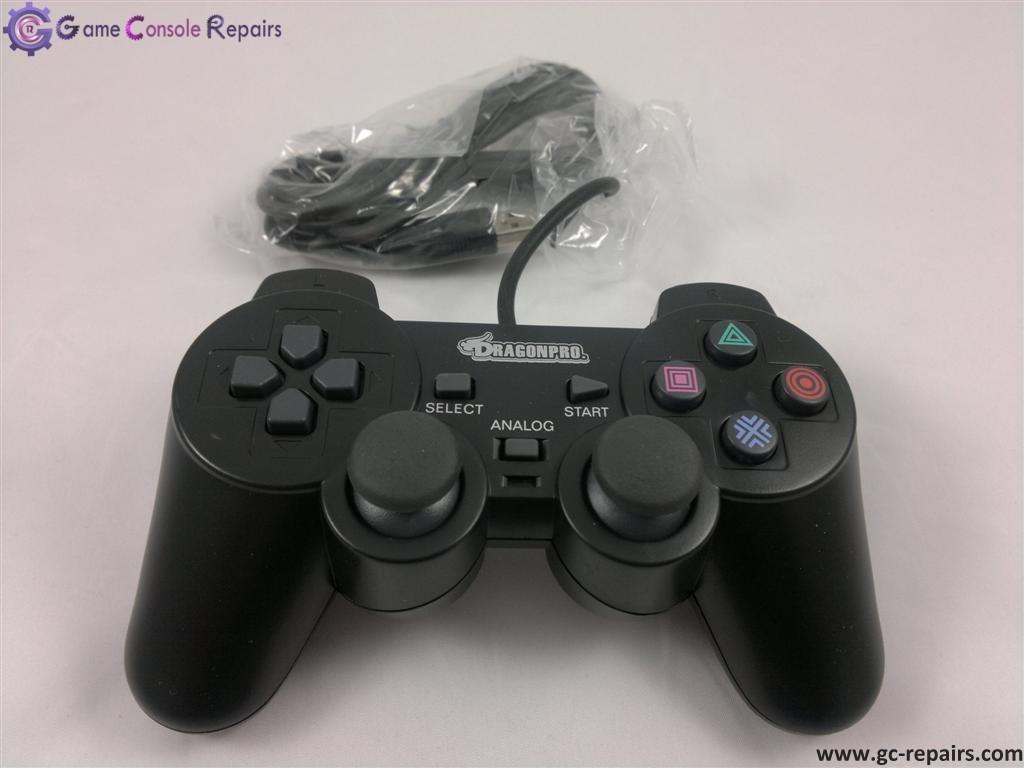 Analog Controller (Black) Boxed