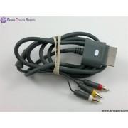 AV (Audio Video) Cable for both XBOX360(PHAT) & XBOX360 (SLIM)