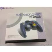 Wii/GameCube Dual Shock Controller (Silver)