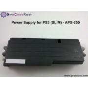 PS3 Slim Power Supply APS-250 100V to 240V