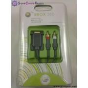 VGA HD AV Cable for XBOX360