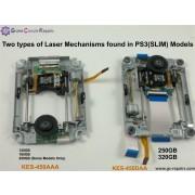 PS3(SLIM) - Laser Mechanism Replacement Service