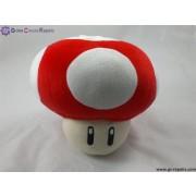 Mushroom Soft Toy (Red)