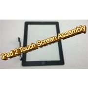 iPad 2 Front Assembly - BLACK