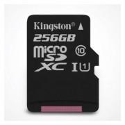 Kingston Canvas Select (SDCS/256GB) 256GB microSDHC SD Adapter