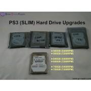 PS3 (SLIM) Hard Drive Upgrade/Repair/Restore
