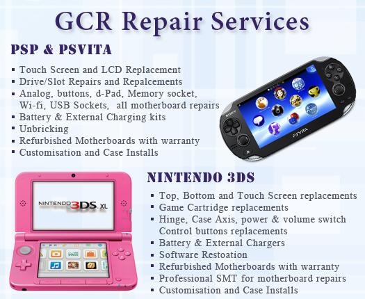 GCR Repair Services
